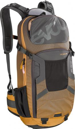 Evoc FR Enduro Rucksack - 16 Liter - carbon grey/chili red