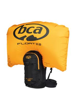BCA Float 22 Lawinenrucksack 2.0 - Black