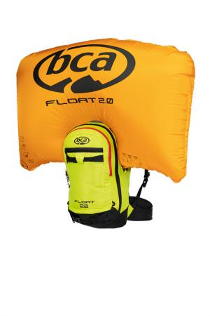BCA Float 22 Lawinenrucksack 2.0 -Radioaktive Lime