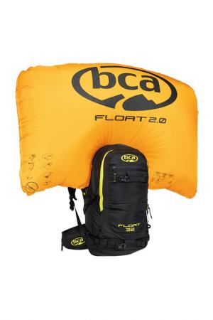 BCA Float 32 Lawinenrucksack 2.0 - Black
