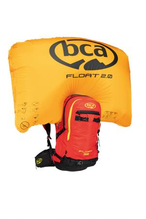 BCA Float 32 Lawinenrucksack 2.0 - Warning Red