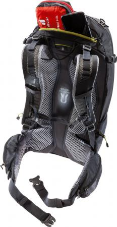 Deuter Hiking Backpack Trail Pro 32 - black-graphite