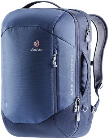 Deuter Travel Backpack AViANT Carry On Pro 36 - midnight-navy