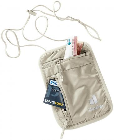 Deuter Security Wallet I - sand