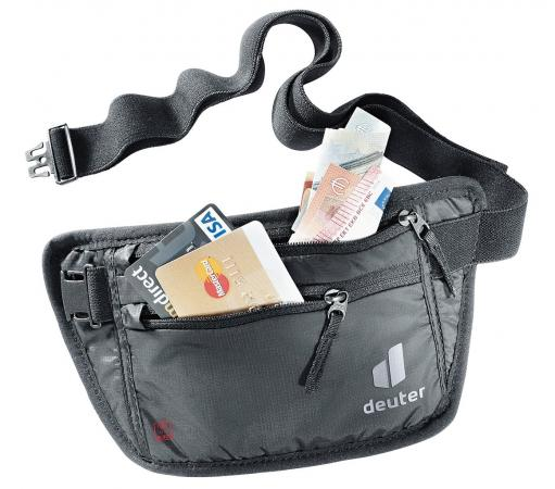 Deuter Security Money Belt I RFID BLOCK - black
