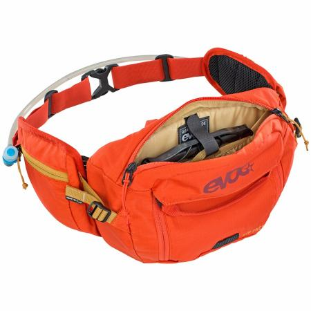Evoc Hip Pack Bauchtasche - 3 Liter - Orange