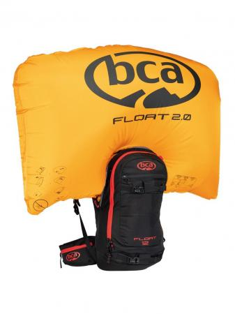 BCA Float 12 Lawinenrucksack 2.0 - Black