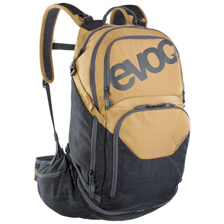 Evoc Explorer Pro Bike Rucksack - 30 Liter - gold/carbon grey