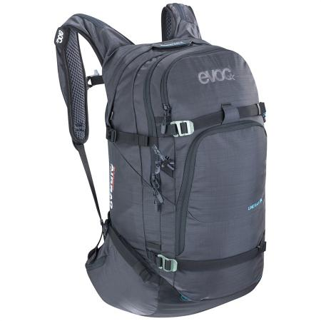 Evoc Line R.A.S. System Integrated Rucksack - 30 Liter - heather carbon grey