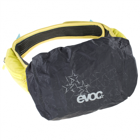 Evoc Raincover Sleeve Hip Pack 3-7L black