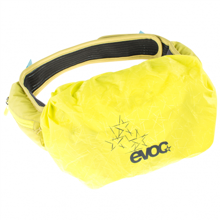 Evoc Raincover Sleeve Hip Pack 3-7L sulphur