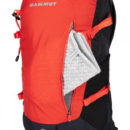 Mammut Lithium Speed 15 L Backpack - Spicy-Black