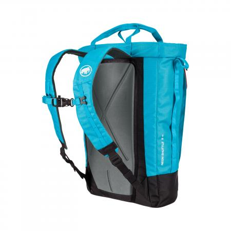 Mammut Neon Shuttle S 22 Backpack - Ocean-Black