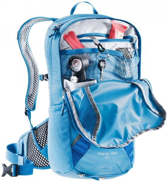 Deuter Bike backpack Race Air - azure-lapis