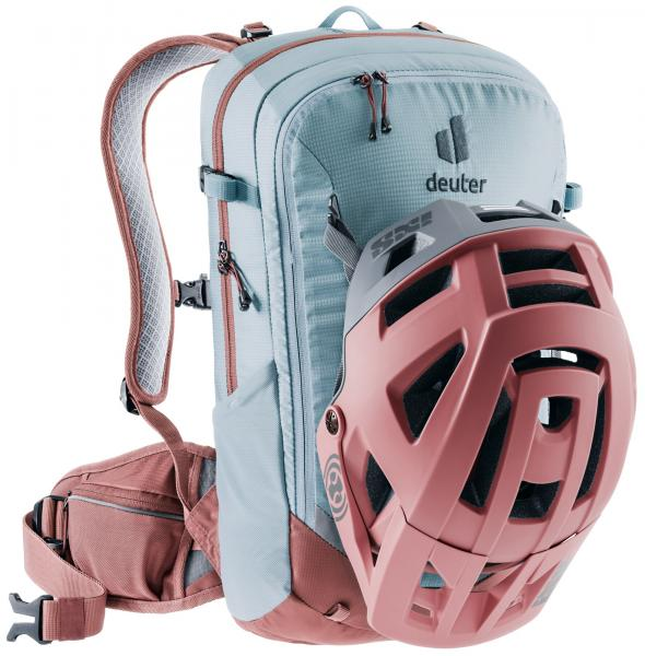 Deuter Bike backpack Flyt 12 SL Women - dusk-redwood