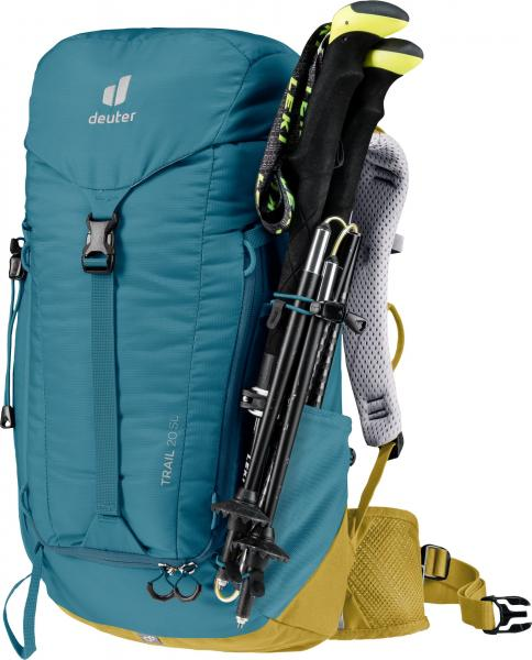 Deuter Hiking Backpack Women Trail 20 SL - denim-turmeric