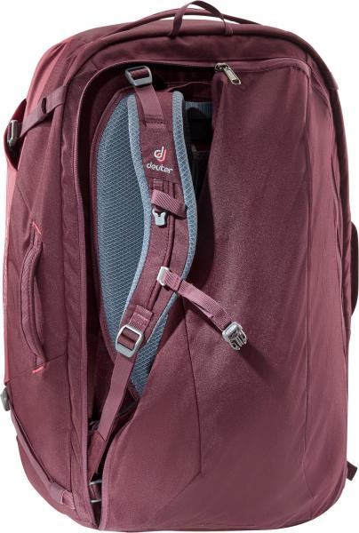 Deuter Travel Backpack AViANT Access Pro 55 SL Women - maron-aubergine