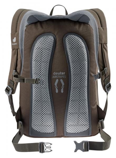Deuter StepOut 22 Tagesrucksack - clay-coffee