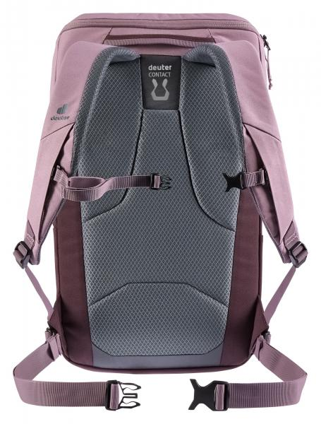 Deuter UP Stockholm Tagesrucksack - aubergine-grape