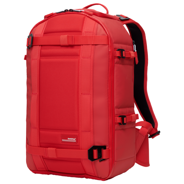 Douchebags The Backpack Pro Backpack - Scarlet Red