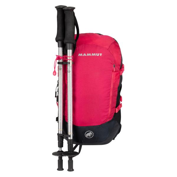 Mammut Lithia Speed 15 Backpack for Women - Dragon Fruit-Black