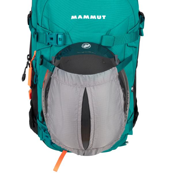 Mammut Nirvana 30 Skirucksack - Dark Ceramic-Black