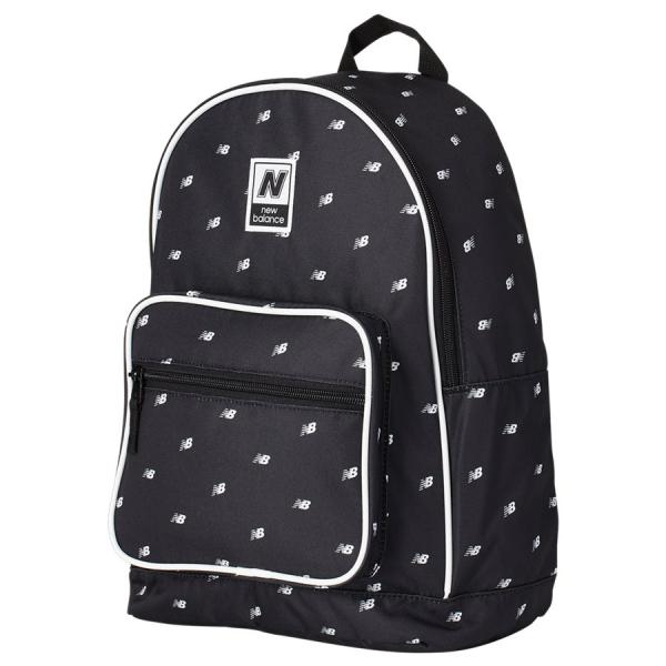 New Balance Classic Backpack Aop black multi